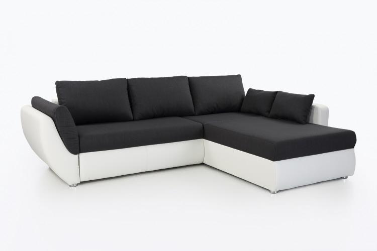 wohnlandschaft taifun mit bettkasten. Black Bedroom Furniture Sets. Home Design Ideas