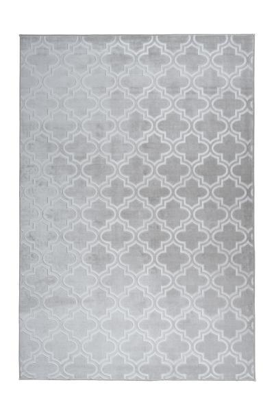 120x170   Teppich Monroe 100 Grau / Blau von Arte Espina