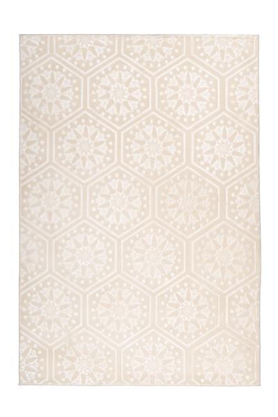 120x170   Teppich Monroe 200 Creme von Arte Espina