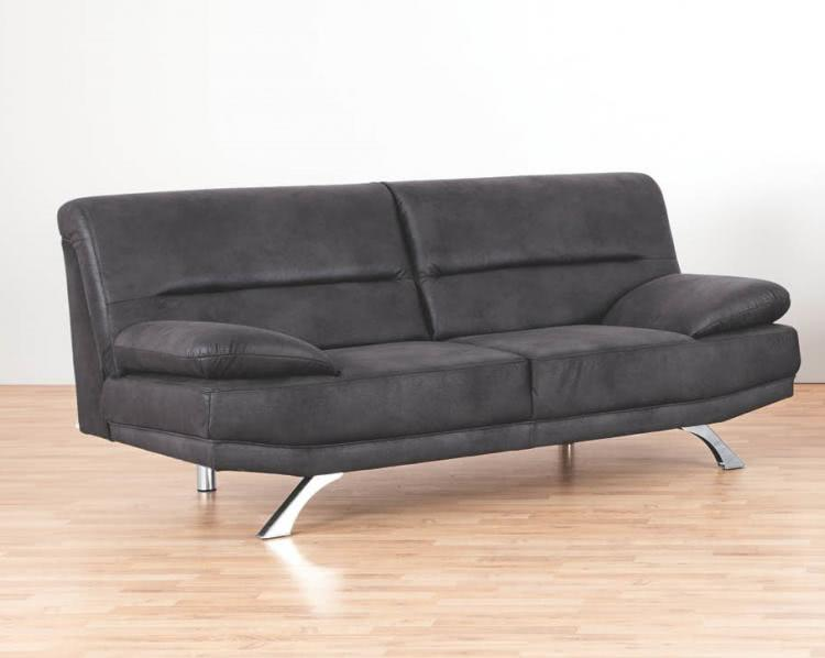2er Sofa BRUNO von Matex Grau