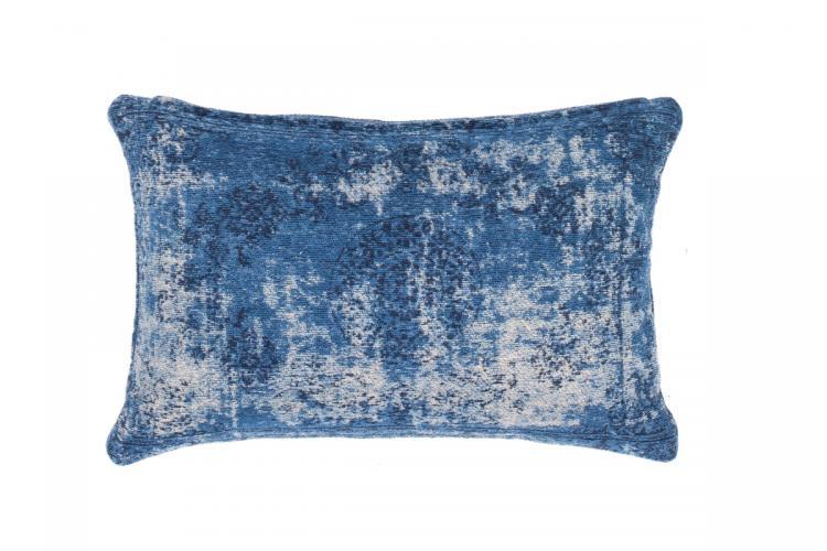 40x60 Kissen Nostalgia Pillow 385 Blau von Kayoom