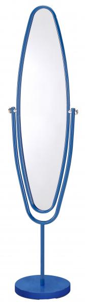Standspiegel UTE Metall Blau
