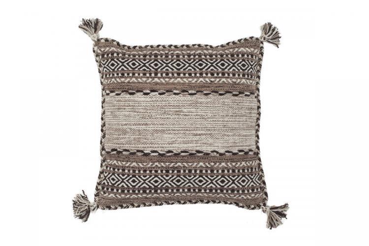 45x45 Kissen Alhambra Pillow 335 Elfenbein von Kayoom