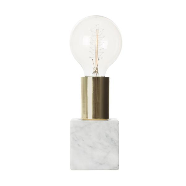 Tischlampe Mr. Lightning Grau von Kayoom