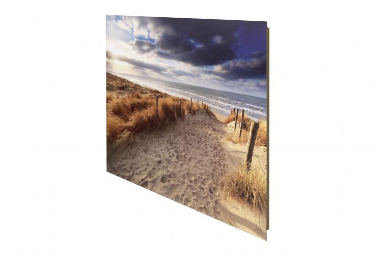 Deko-Panel JAD 68x98 cm Motiv: Beach gate von Spiegelprofi