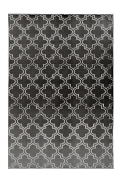 80x150   Teppich Monroe 100 Anthrazit von Arte Espina