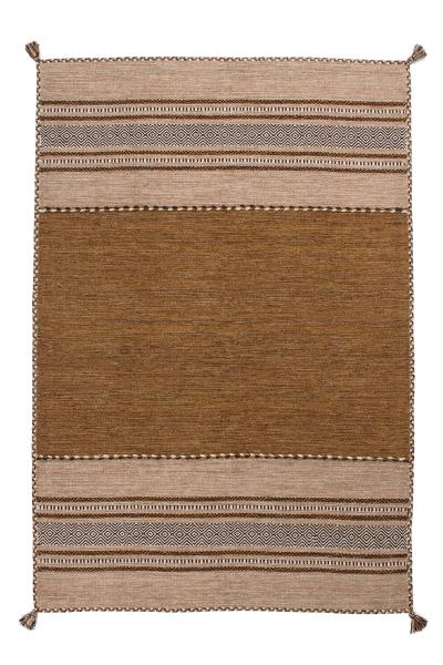 80x150 Teppich Alhambra 335 Braun von Kayoom