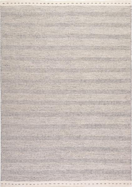80x150 Teppich My Jaipur 333 von Obsession silver