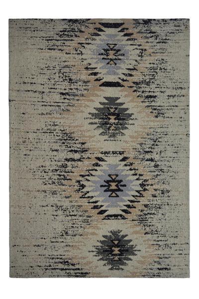 80x150 Teppich Solitaire 210 Grau  von Kayoom