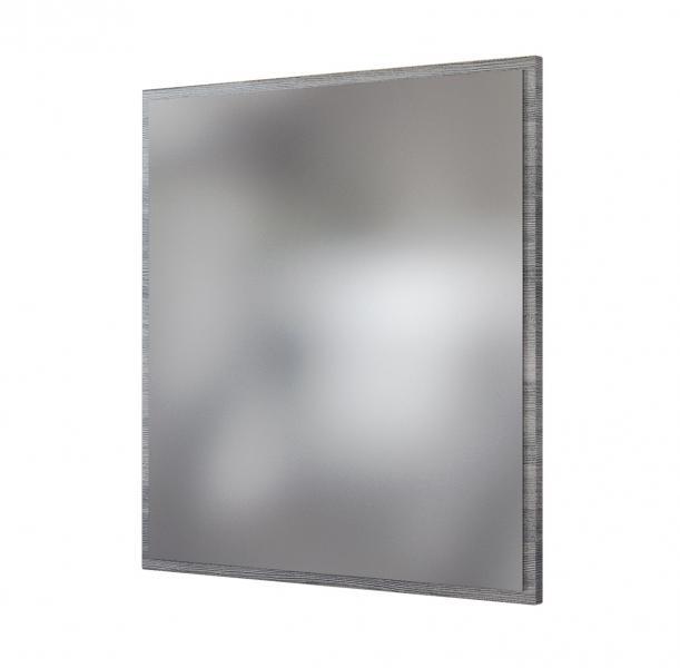Spiegelpaneel 60 AREZZO von Held Möbel Graphit / Eiche rauchsilber