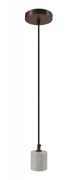 Hängelampe Sigma II Weiß von Kayoom