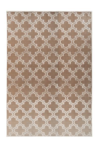 80x150   Teppich Monroe 100 Taupe von Arte Espina