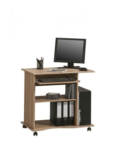 Computertisch OFFICE von MAJA Sonoma Eiche