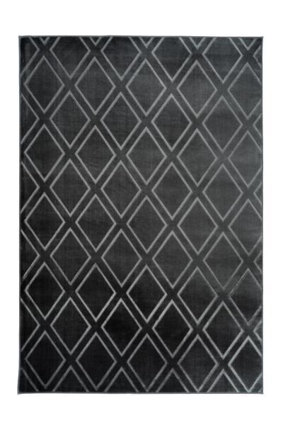 80x150   Teppich Monroe 300 Anthrazit von Arte Espina