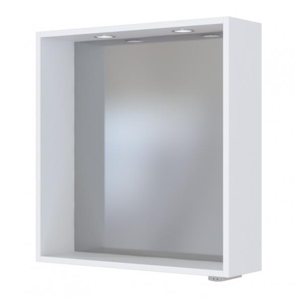 Davos Spiegelpaneel 60 in Weiß | Online bei Wohnorama kaufen!