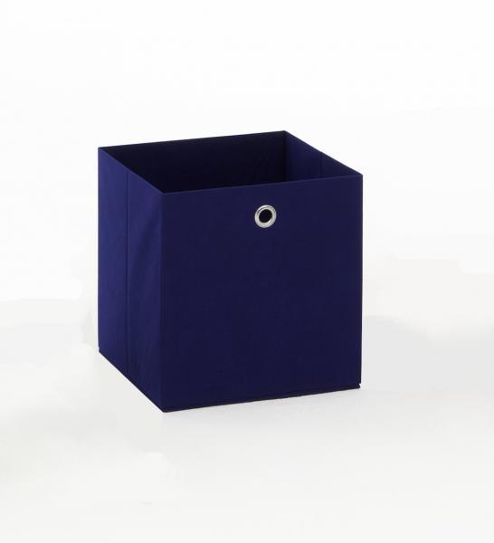 Faltkarton Mega 3 blau
