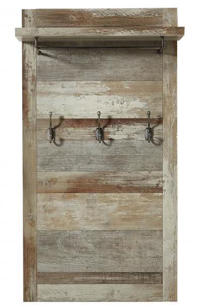 Garderobenpaneel vertikal Bonanza von Innostyle Driftwood Vintagelook Dekor