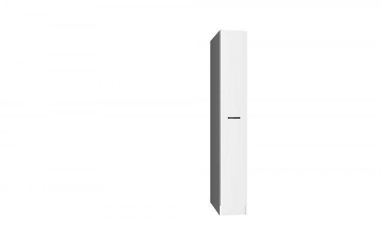 Mehrzweckschrank 30x60 1-trg Steffen von Held Möbel Weiss