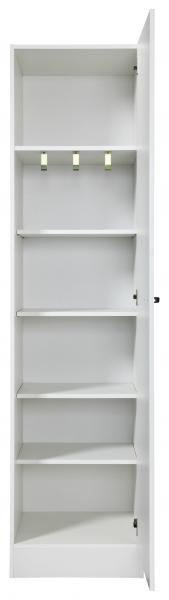 Mehrzweckschrank 50x60 1-trg 3 Haken Steffen von Held Möbel Weiss