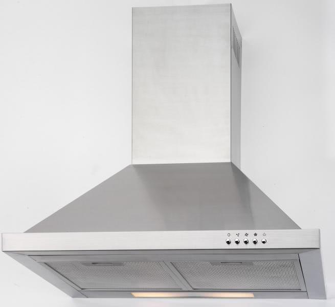 PKM Elektroset 3-tlg. inkl Dunstabzugshaube 6090-2H, Einbau-Kühlschrank KS120 und Herdset BIC4