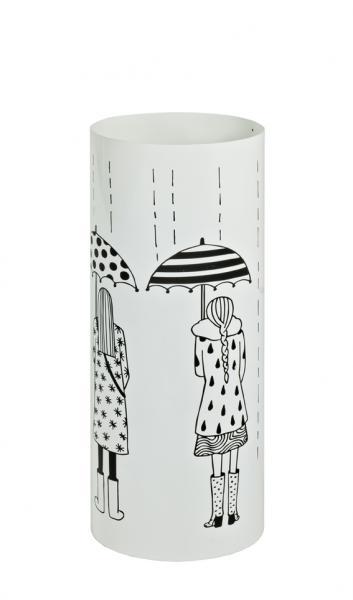 Schirmständer 14329 von HAKU Weiss