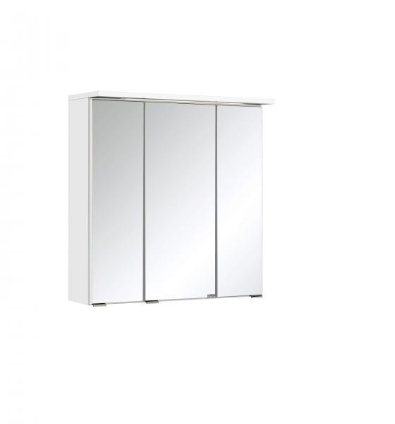 Spiegelschrank 60 inkl LED Einbauleuchte Bologna von Held Möbel Weiß