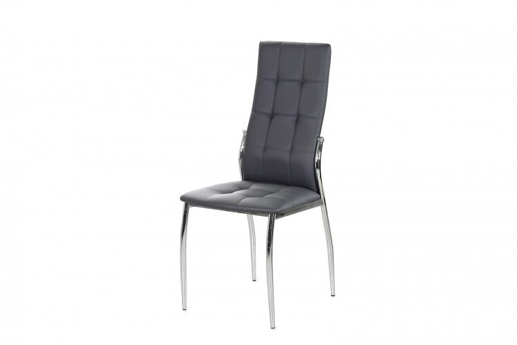 Stuhl 4er Set FREIBURG von Pro Com Grau