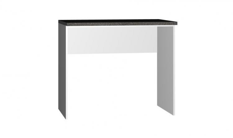 Tisch / Konsole 100x60 Steffen von Held Möbel Weiss