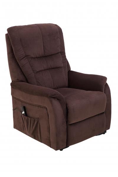 TV-Sessel einmotorisch inkl Aufstehhilfe u Relaxfunktion FM-335L von FEMO Braun