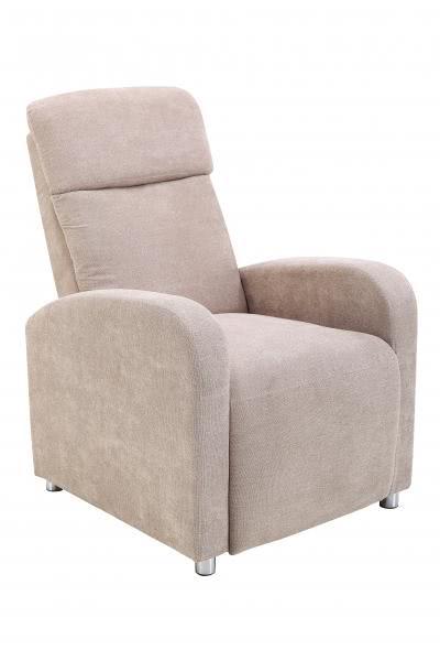TV-Sessel inkl Bedienung per Körperdruck FM-324 von FEMO Hellbraun