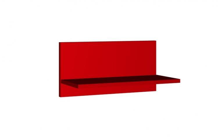 Wandboard 50 Steffen von Held Möbel Rot