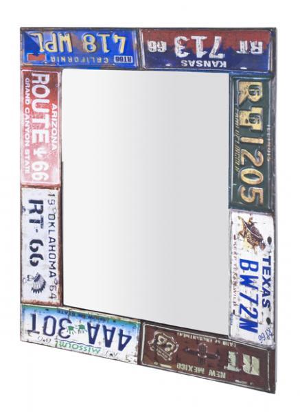 Wandspiegel 89979 von HAKU Vintage