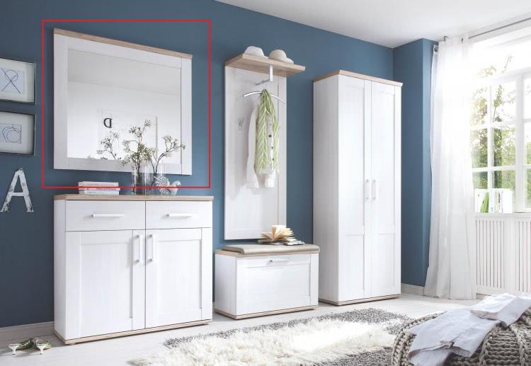 Wandspiegel Garderobe Romance von First Look Sibiu Lärche