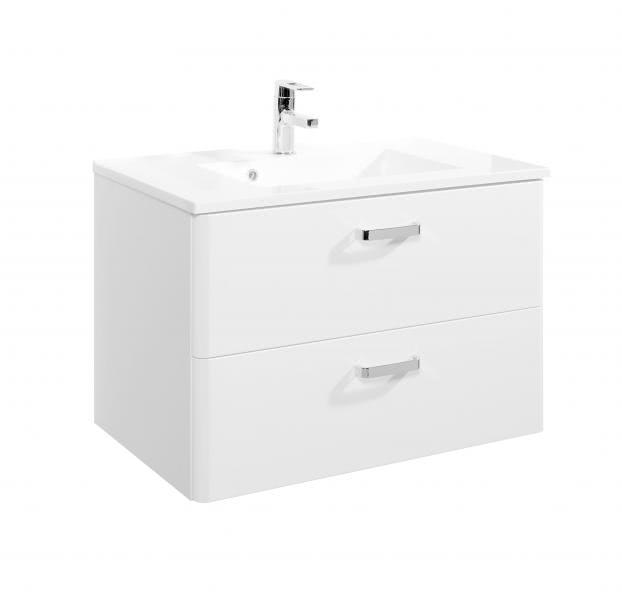 Waschtisch 80 Phoenix von Held Möbel Weiß