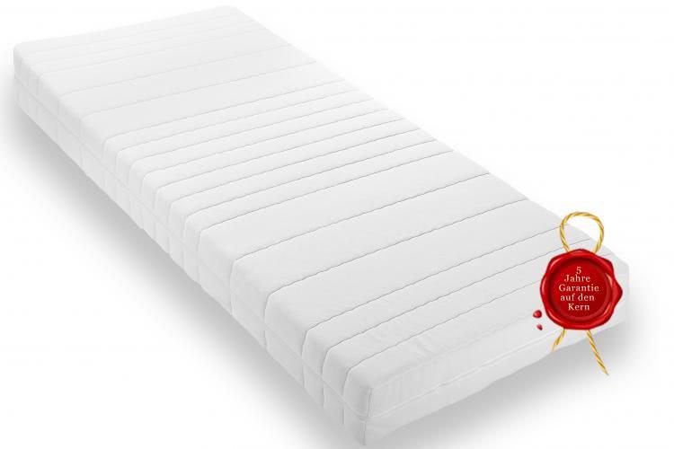 Wohnorama Qualitäts Matratze 160 x 200 Rollmatratze