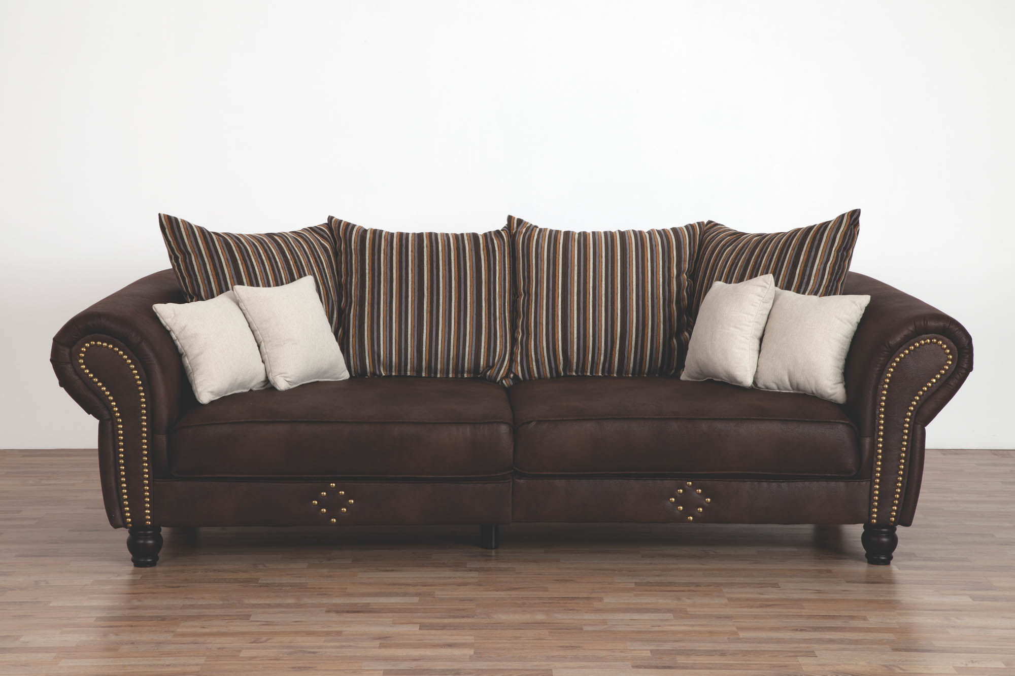 Big Sofa Carlos Von Matex Dunkelbraun