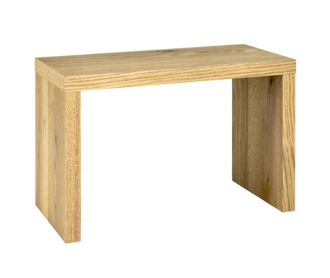 beistelltisch 15623 von haku eiche. Black Bedroom Furniture Sets. Home Design Ideas