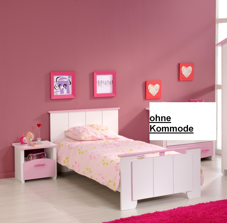 Kinderzimmer Set 2-tlg mit 90x200 Bett