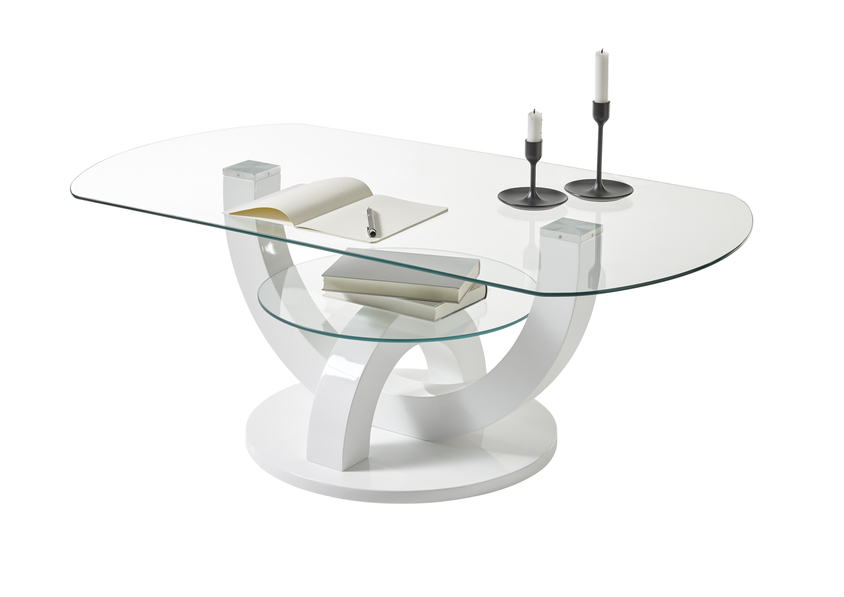 Dunstabzugshaube Weiß Glas 2021
