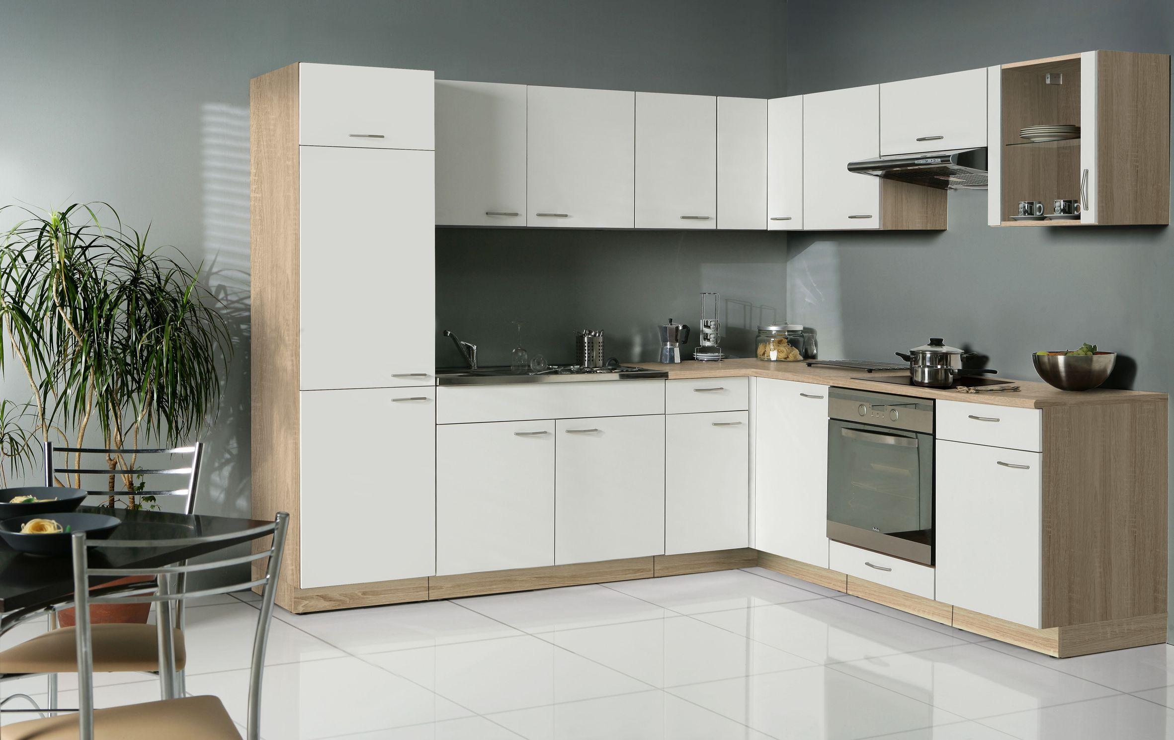 einbauk che kombination classico 11 tlg k chenm bel l k che. Black Bedroom Furniture Sets. Home Design Ideas