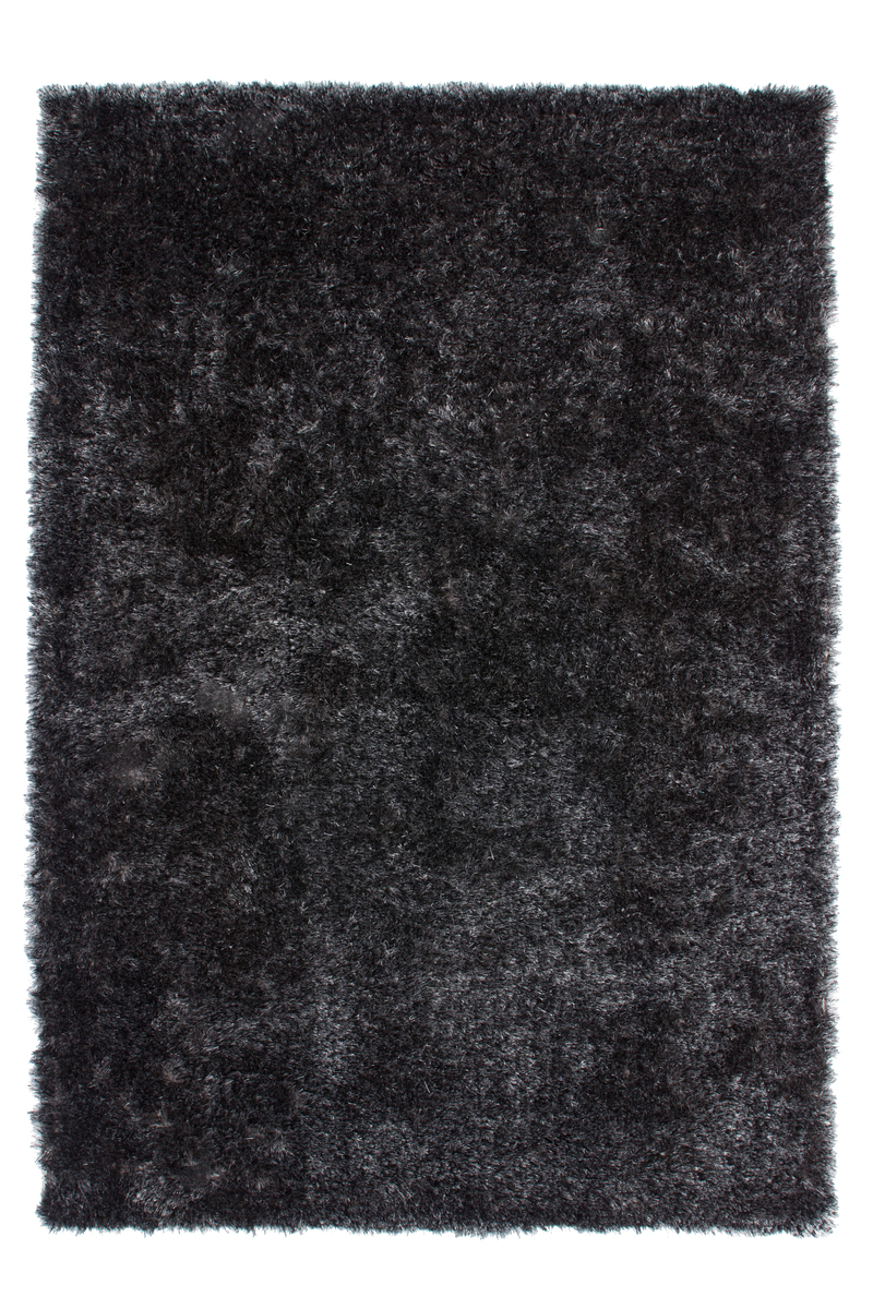teppich diamond rund 160 cm anthrazit. Black Bedroom Furniture Sets. Home Design Ideas