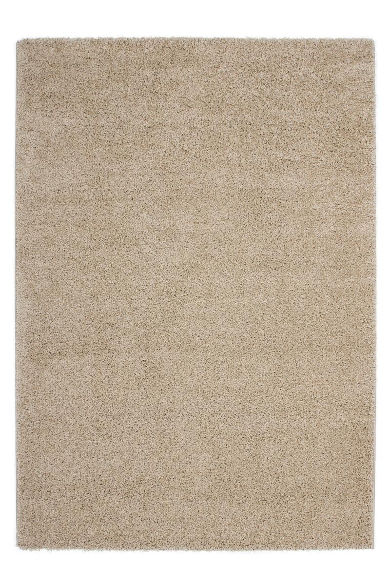 120x160 teppich comfy 100 beige von kayoom. Black Bedroom Furniture Sets. Home Design Ideas