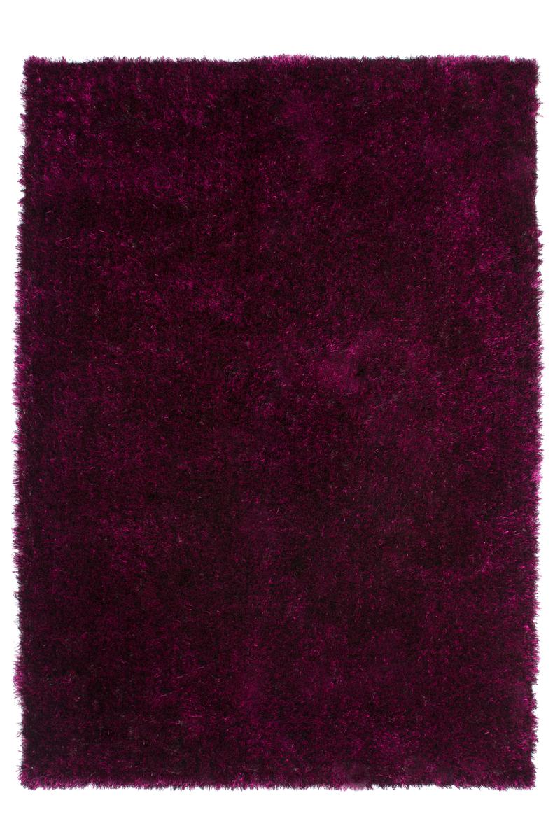 120x170 teppich diamond violett schwarz. Black Bedroom Furniture Sets. Home Design Ideas