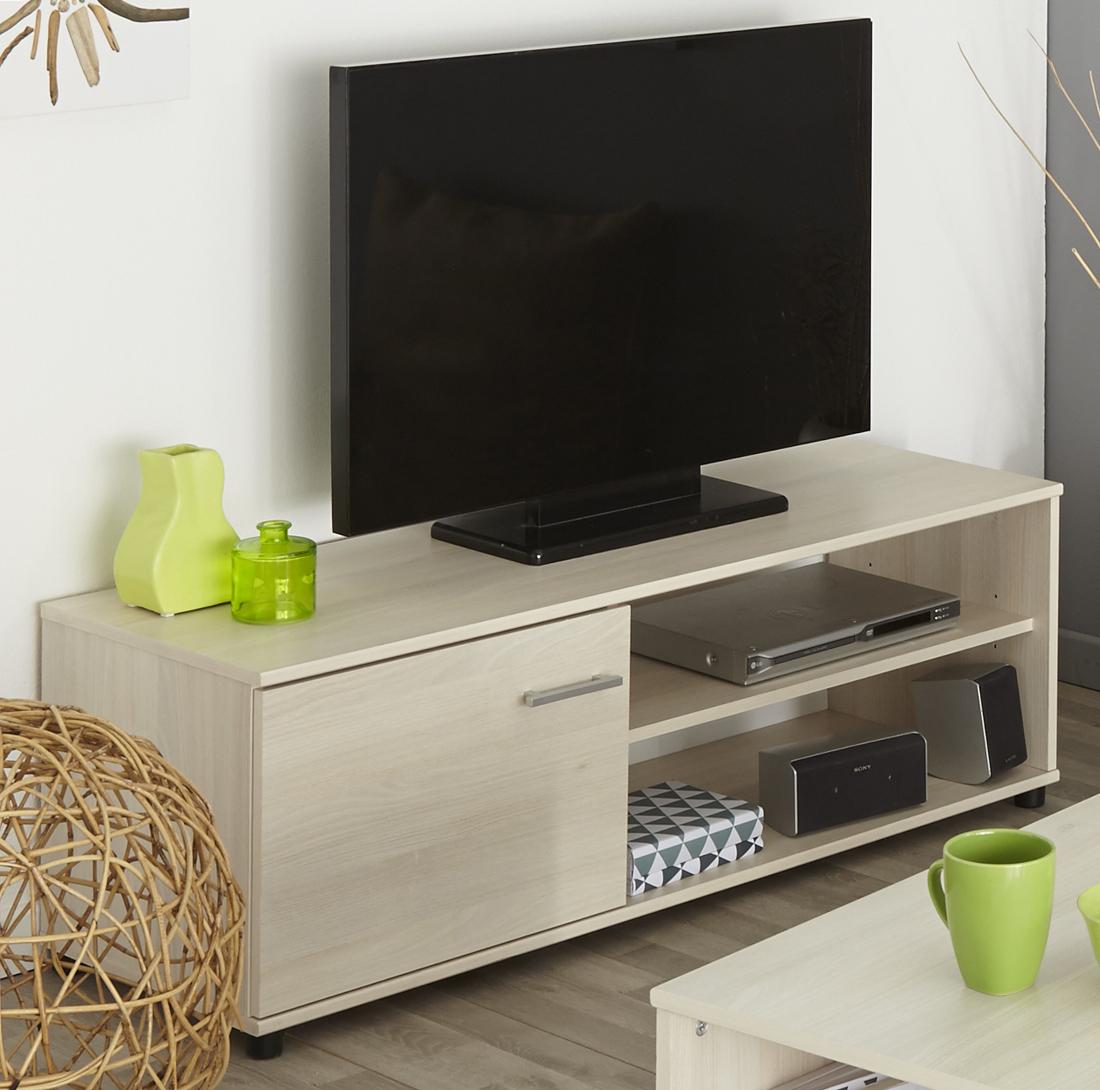 TV-Lowboard Infinity 113 von Parisot Akazie
