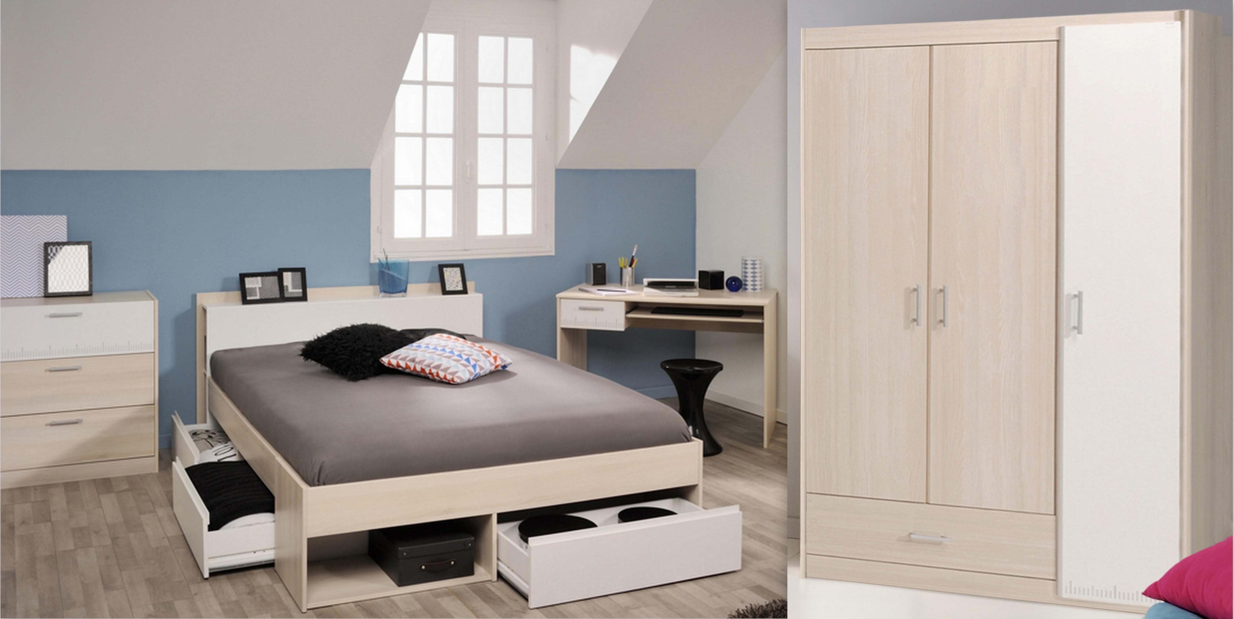 Parisot Etagenbett Erfahrung : Schlafzimmer set tlg inkl etagenbett u kleiderschrank