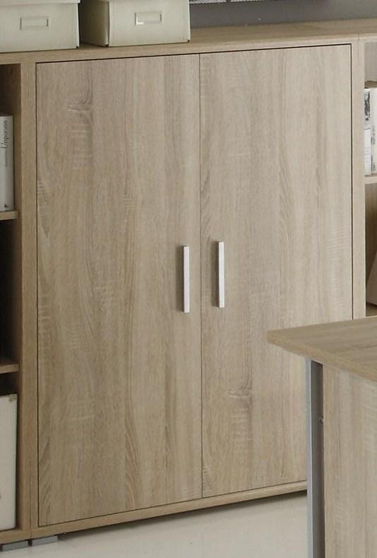 Winkelkombi Schreibtisch Sonoma Eiche Inkl Rollcontainer