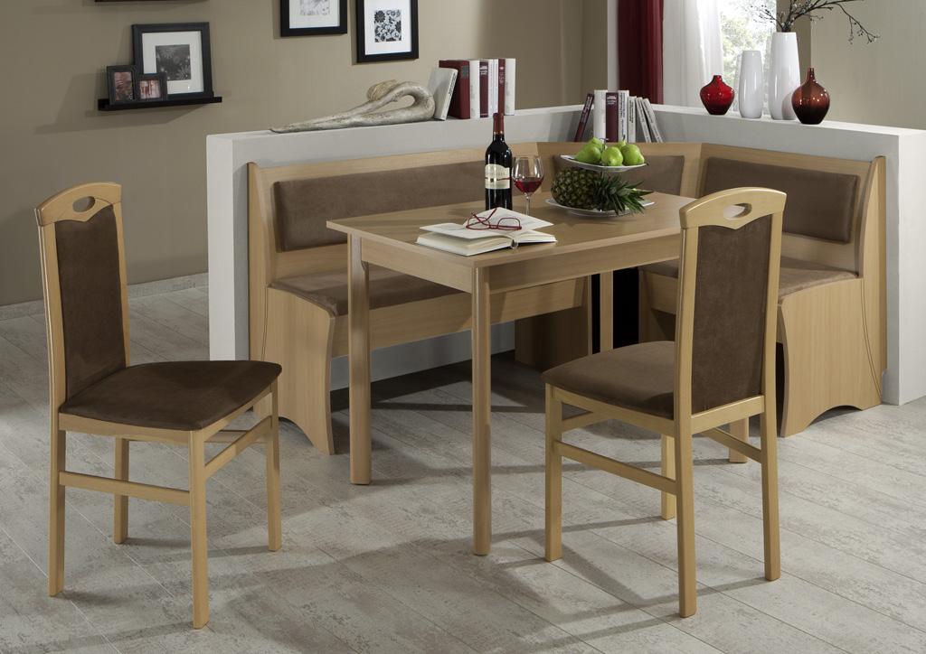 truheneckbank mit tisch bozen. Black Bedroom Furniture Sets. Home Design Ideas