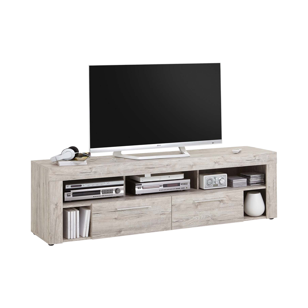 vibio 2 tv hifi lowboard sandeiche nb. Black Bedroom Furniture Sets. Home Design Ideas