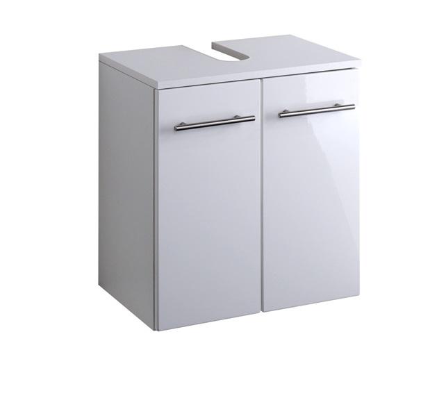 Waschbecken-Unterschrank 50 Parma von Held Möbel Weiß