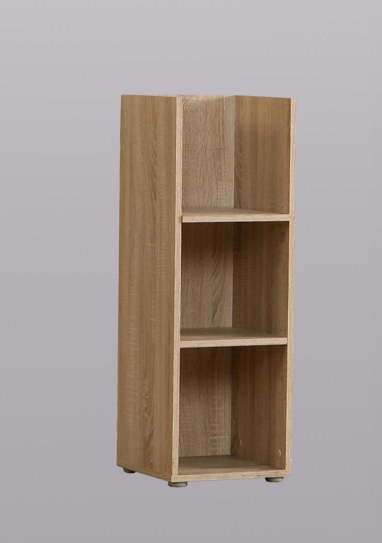 nischenregal f r babykommode winnie von forte sonoma eiche. Black Bedroom Furniture Sets. Home Design Ideas